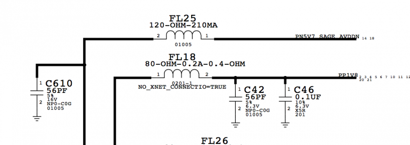 schematic component